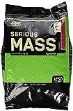 Optimum Nutrition Serious Mass Strawberry Weight Gain Protein Powder | 12 lbs