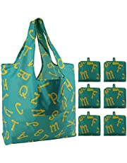 Animal reusbale shopping bags foldable grocery tote bags … …