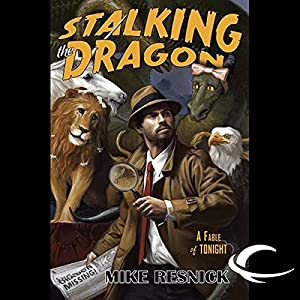 Stalking the Dragon Audiobook