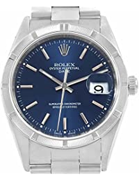 Date Automatic-self-Wind Male Watch 15210 (Certified Pre-Owned)
