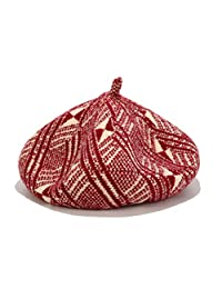 Joylife Vintage Knitting Beret Hat