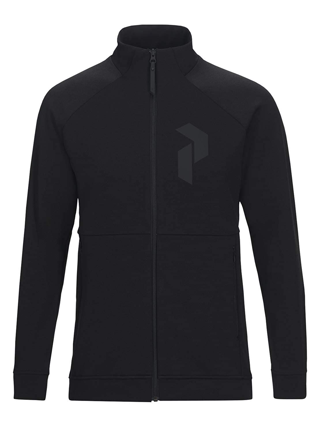 Peak Performance Pulse Zip schwarz