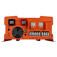 ZODORE HFV series 5000W Pure Sine Wave Inverter with charger 24V / 230V, Mppt Solar Charger Controller 60A, Charger, solar inverters,off Gird LED&LCD CE certification