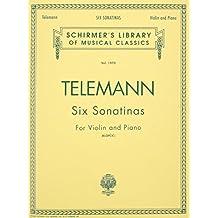 Six Sonatinas: Violin and Piano