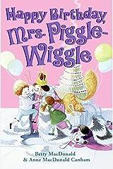 Happy Birthday, Mrs. Piggle-Wiggle Paperback
