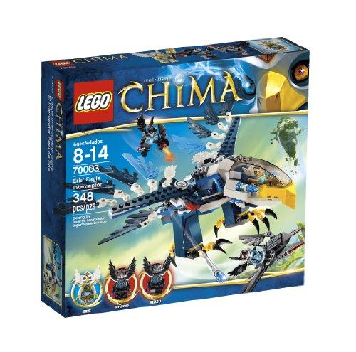 LEGO Chima 70003 תוקף הנשר של אריס