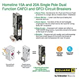 Square D by Schneider Electric HOM115DFC Homeline