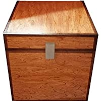 Minecraft Wood Trunk Storage Chest