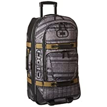OGIO Terminal Luggage Bag, Strilux/Mineral, Checked, Large