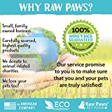 Raw Paws Pet Frozen Raw Goat Milk for Dogs