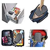 YOUSHARES Insulin Cooler Travel Case, Double Layer