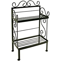 Grace Half Rack, 18, Satin Black