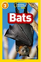 Bats: Level 3 (National Geographic Readers) Paperback