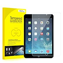 iPad Mini Screen Protector, JETech Premium Tempered Glass Screen Protector for Apple iPad Mini 1/2/3 All Models - 0336