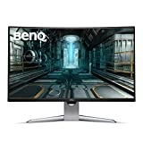 "BenQ EX3203R 32"" Curve HDR 144Hz Gaming Monitor, WQHD, Freesync2, Ultra Slim Bezel, Brightness Intelligence, USB-C"