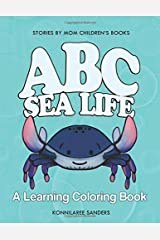 ABC Sea Life: A Learning Coloring Book Paperback