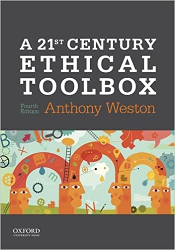 A 21st Century Ethical Toolbox 4th Edition