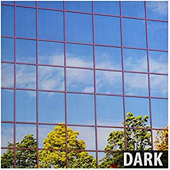 can you see through mirrored window film at night one way mirror silver dark gila reviews