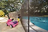 Pool Fence DIY by Life Saver Fencing Section Kit