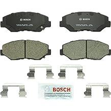 Bosch BC943 QuietCast Premium Ceramic Front Disc Brake Pad Set