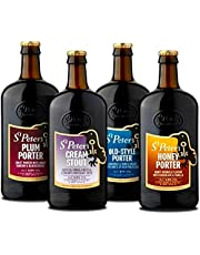 Cerveza St. Peter's All Family Pack 4 x 500ml. Importada del Reino Unido