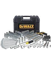DEWALT Mechanics Tool Set, 84-Piece.