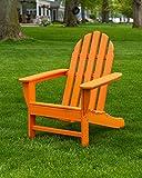 POLYWOOD Classic Adirondack Adirondack Chair, Lime