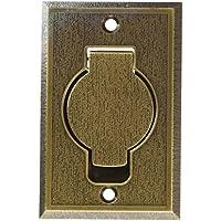 Eureka Metal Auto-Matic Inlet Valve, Dark Bronze