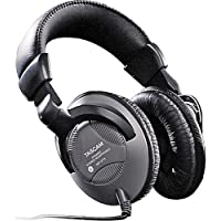 Tascam HP-VT1 Dynamic Closed-Back Stereo Headphones