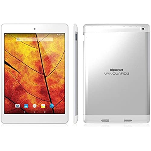 Hipstreet Vanguard 2 7.85 Quad Core Google Certified Android Tablet 16GB White Coupons