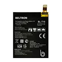 New 2700 mAh BELTRON Replacement Battery for LG Nexus 5X H790 / H791 / H798