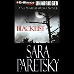 Blacklist: V. I. Warshawski, Book 11 | Sara Paretsky