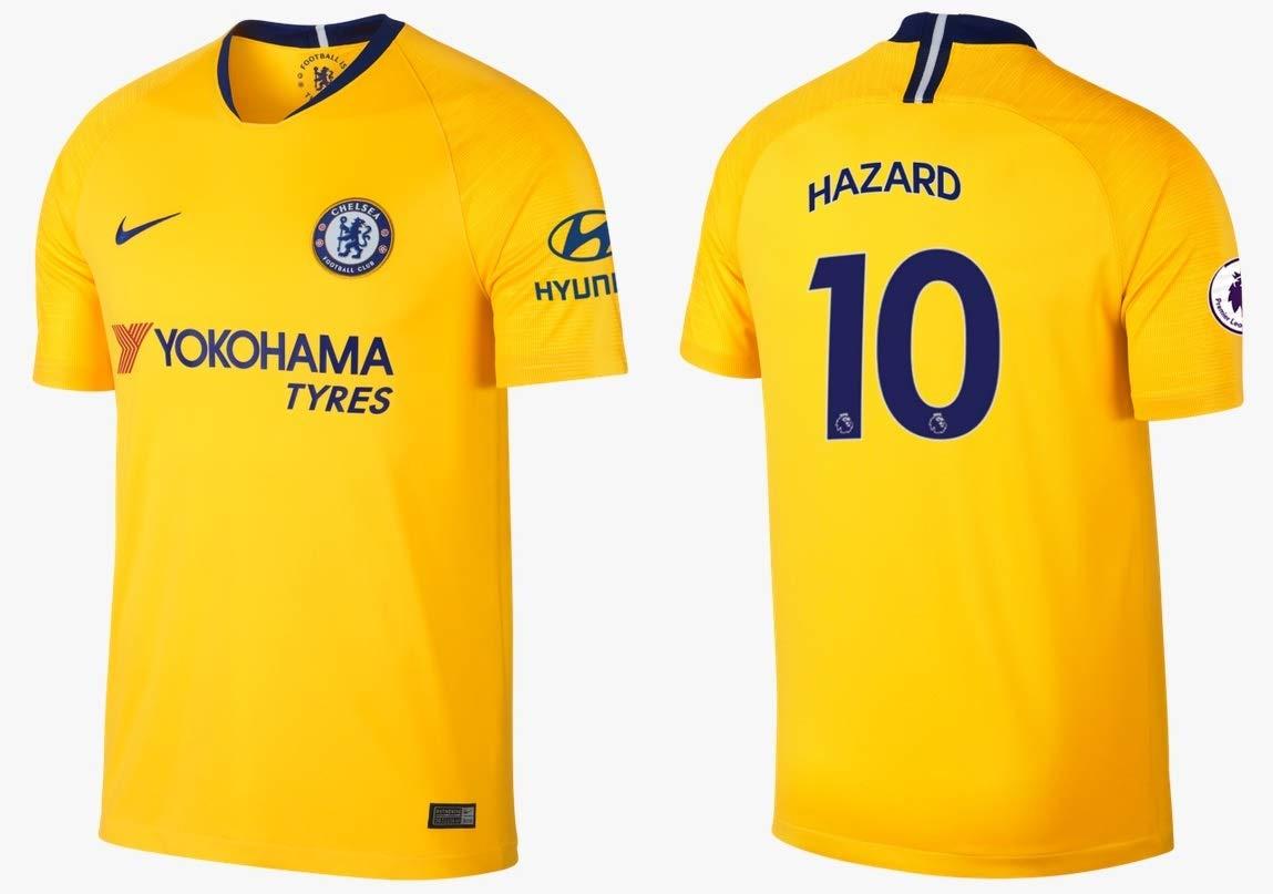 FC Chelsea Trikot Kinder 2018-2019 Away PL - Hazard 10