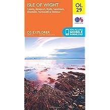Isle of Wight, Cowes, Newport, Ryde, Sandown, Shanklin, Yarmouth & Ventnor