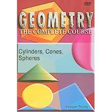 Cylinders Cones & Spheres