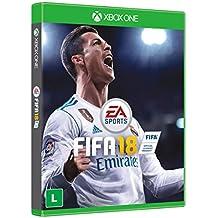 Fifa 18 Br - 2017 - Xbox One