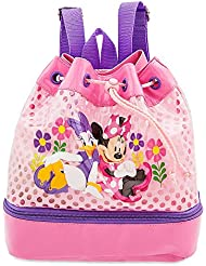 Disney Minnie Mouse and Daisy Duck Swim Backpack Pink