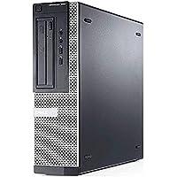 Dell Optiplex Desktop Computer Quad-Core i5-2400 3.1GHz, 8GB, 1TB HDD, DVD-ROM, Windows 10 Pro (Certified Refurbished)
