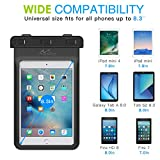 MoKo Universal Waterproof Case, Dry Bag Pouch for