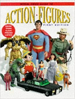 Official Price Guide To Action Figures Serial By Stuart W Wells 1997 06 17 Amazon Com Books