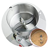 1000g Electric Grain Grinder Mill Spice Herb Powder Grinding Machine Flour Mill Pulverizer for Household and Commercial