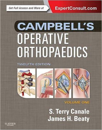 Campbell Operative Orthopedics Pdf