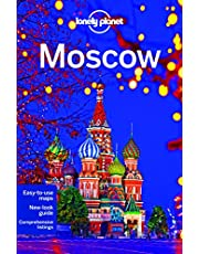 Lonely Planet Moscow 6th Ed.