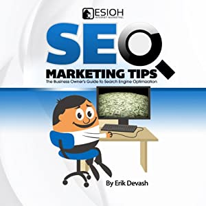 SEO Marketing Tips Audiobook
