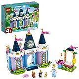 LEGO  Disney 43178 Fiesta en el Castillo de Cenicienta (168 piezas)
