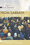 From Sabbath to Lord's Day: A