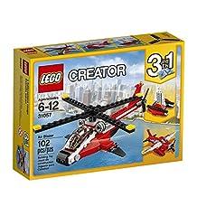 LEGO 6175241 Creator Air Blazer 31057 Building Kit