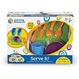 Learning Resources New Sprouts Serve It! Dish