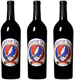 2014 Grateful Dead Steal Your Face Red Blend Wine