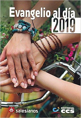 Evangelio al Dia 2019 (Varios de religión): Amazon.es: Equipo de Pastoral Juvenil Salesianos: Libros